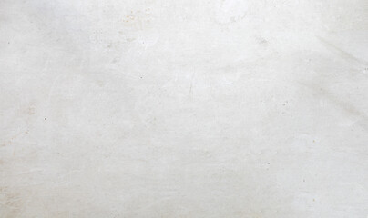 white cement wall background. top view