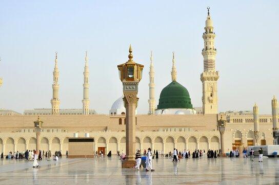 Nabawi Mosque, Madinah Al Munawwarah