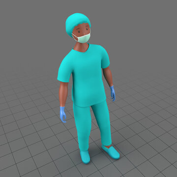 Nurse character 2
