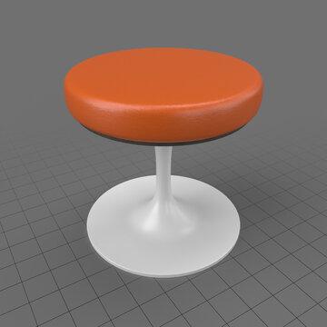 Modern tulip stool