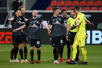 Bundesliga Relegation Play-off Second Leg - 1. FC Heidenheim v Werder Bremen