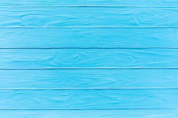 Fundo de Madeira natural azul ciano claro de pallet rústico