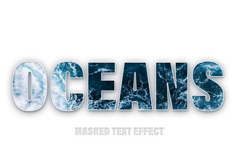 Text Mask Effect
