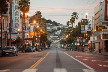 Fotomurales - San Francisco  Mission Street