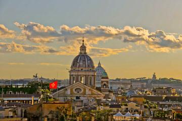 Amazing Evening In Rome