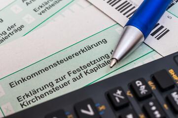 Finanzamt Steuererklärung einreichen