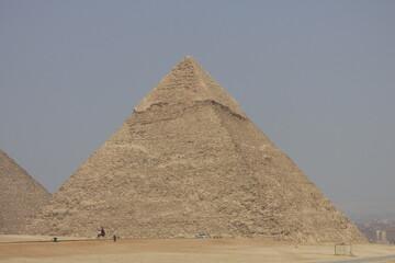 Chephren-Pyramide von Gizeh