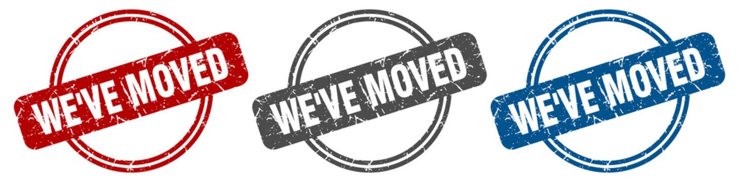 we've moved stamp. we've moved sign. we've moved label set