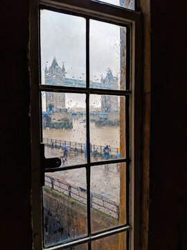 Tower Bridge from the Tower of London