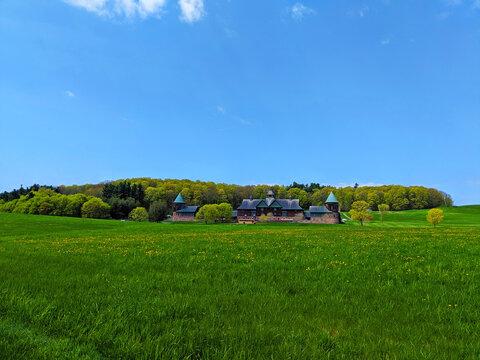 Shelburne Farms Barn on the Hill