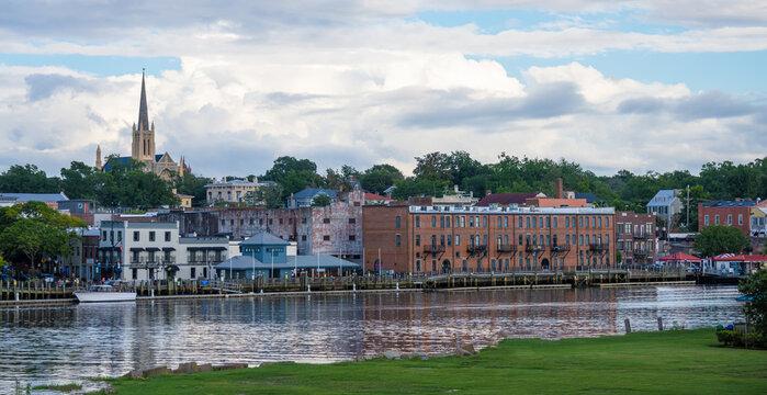 Wilmington, NC, Riverfront