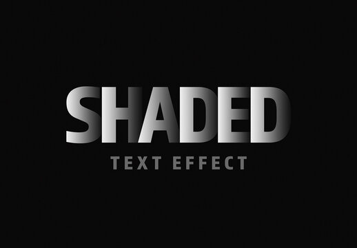 Shadow Text Effect