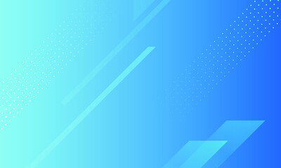 Abstract minimal blue background with geometric creative, gradient concepts with crossing line and speed effect.