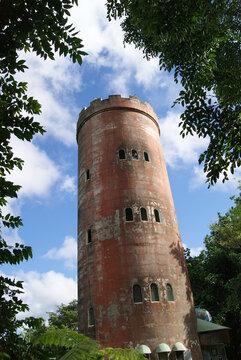 Tower in El Yunque Puerto Rico Rainforest