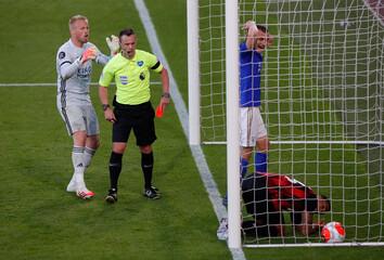 Premier League - AFC Bournemouth v Leicester City