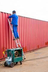 Conteneur ou containers