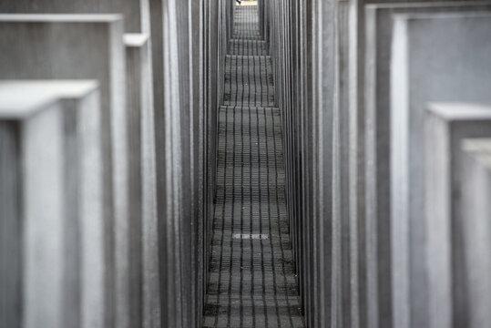 Berlin, Germany Holocaust Memorial Monument
