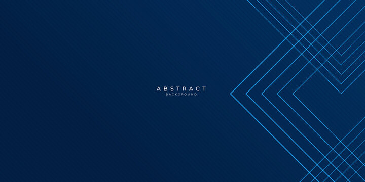 Modern blue lights line with blue rays and glowing effect. Vector illustration design for presentation, banner, cover, web, flyer, card, poster, wallpaper, texture, slide, magazine, and powerpoint.