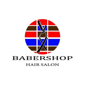 babershop logo icon
