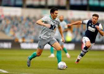 2020 Championship Football Millwall v Blackburn Rovers Jul 14th