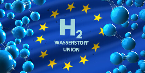 H2 Wasserstoffunion für die Europäische Union