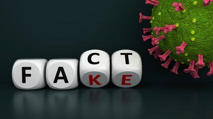 Fake News Facts Corona Virus