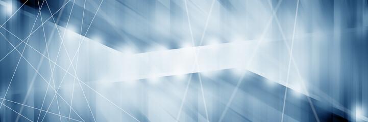Light blue halftone pattern with white line motion backdrop wallpaper. Clean blue geometric...
