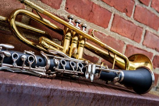 Musical Instruments Jazz Club