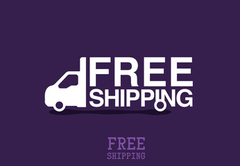 Free shipping truck with free shipping