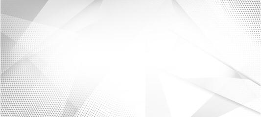 Halftone Dynamic Gray Vector Background. Pop Art Dots Light  Fototapete