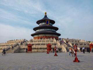 Poster Peking Temple of Heaven
