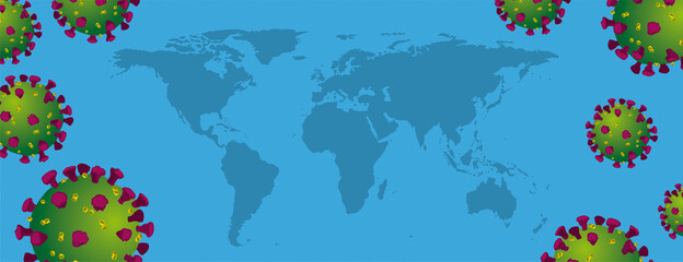 Coronavirus Pandemic World