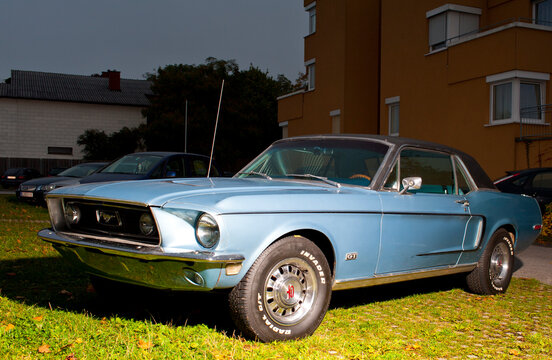 Ford Mustang Coupe of 1965