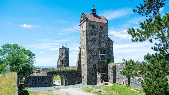 Burg Stolpen III