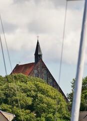 Kirche in Wiek auf Rügen