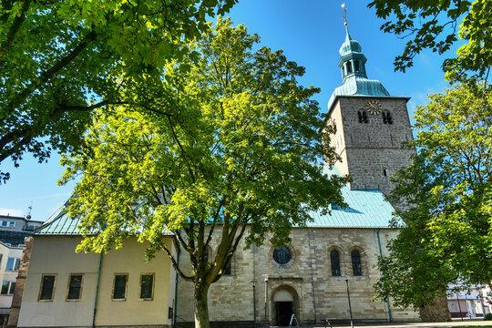 Kirche St. Peter in Recklinghausen, Nordrhein-Westfalen