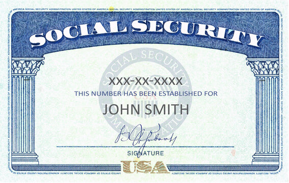 Social Security Card Template from t3.ftcdn.net