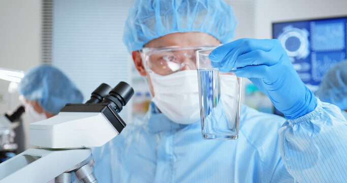 water quality assurance test