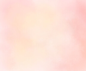 Abstract fog background. Pastel color with pink and peach mist, smoke