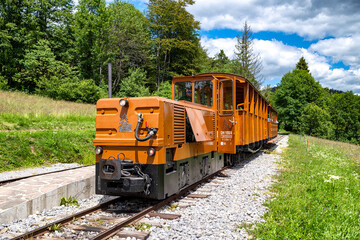 Orava logging railway