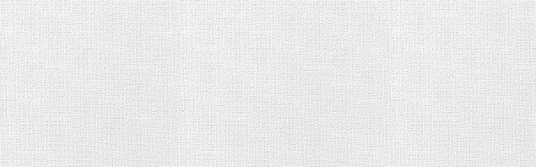 Panorama of Vintage white cloth texture and seamless background