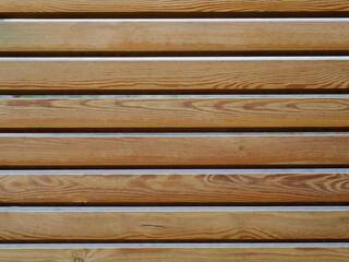 Holzhintergrund horizontal, Lärche, Bretter, Holzwand