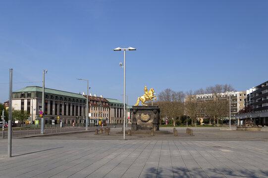Neistädter Markt Dresden