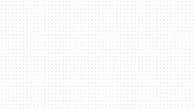 white background with dots
