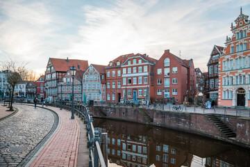 Altstadt der Hansestadt Stade