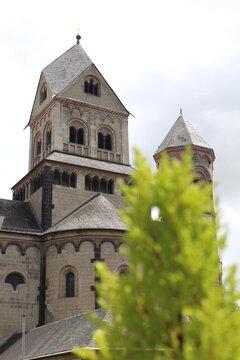 Abtei Maria Laach im Sommer