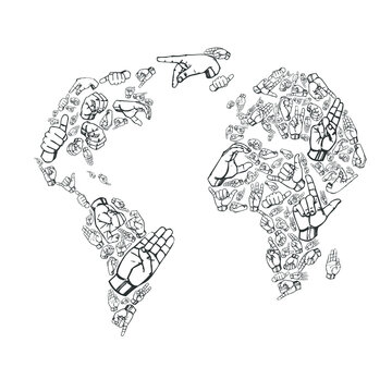 Day International World Sign Language