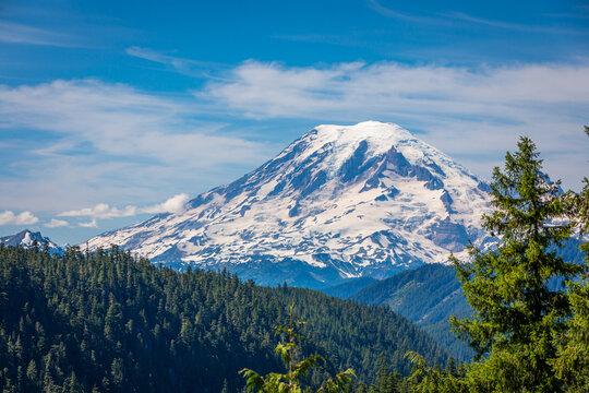 Mt. Ranier in Washington State