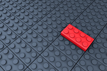 Lego 5 New Red Tiles 1 x 2 with Smartphone w// Superman Logo Shape Patterns