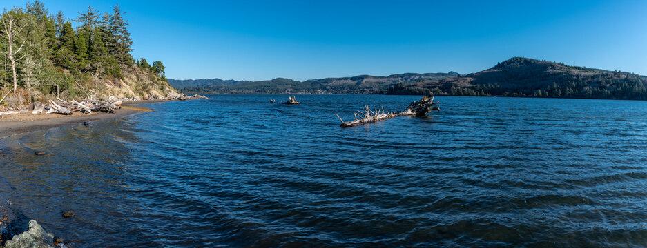 Nehalem Bay and River, OR